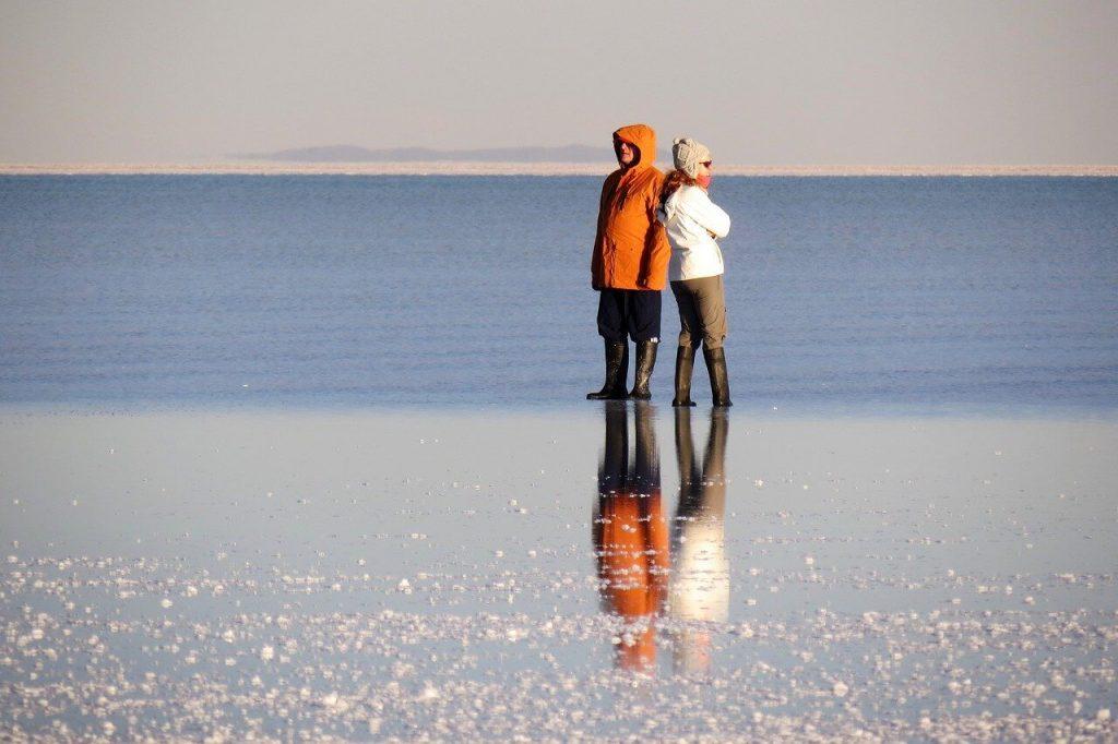 Honeymoon Uyuni Salt Flats