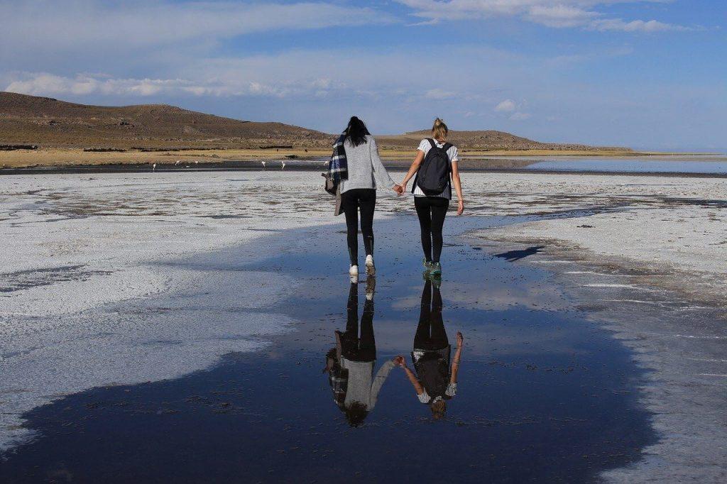 Honeymoon Uyuni Salt Flats Bolivia